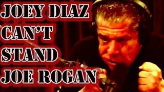Joey Diaz Can't Stand Joe Rogan Supercut Edition