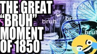 The Great Bruh Moment of 1850: Memes, Genes and Phonemes