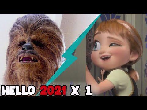 HELLO 2021 x 1